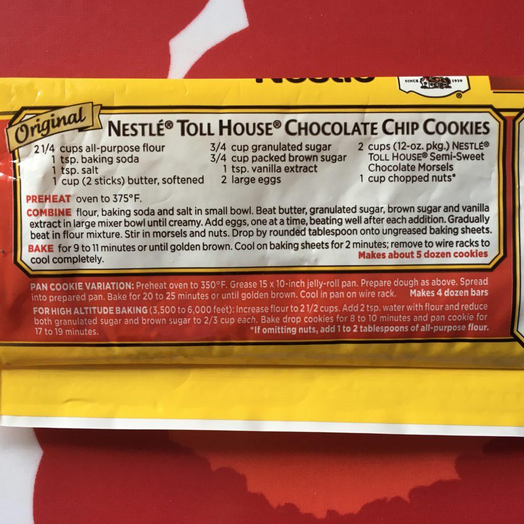 Boston Chocolate Chip Cookies – Part 2 – Gochugaru Girl